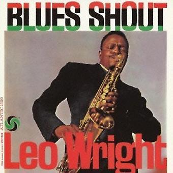 Leo Wright - Blues råbe [Vinyl] USA import
