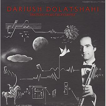 Dariush Dolat-Shahi - elektronische Musik Tar & Sehtar [CD] USA import