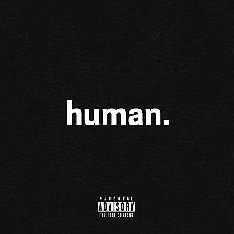 Ortiz, Joell / Llmind - Human [CD] USA import