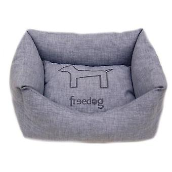 Freedog Gray HQtex bed (Dogs , Bedding , Beds)