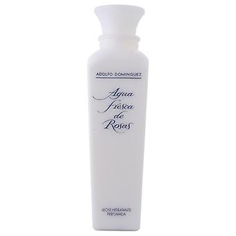Adolfo Domínguez Fresh water Roses Milk 500 Ml