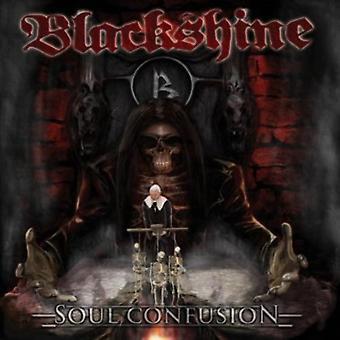Blackshine - sjæl forvirring [CD] USA importerer