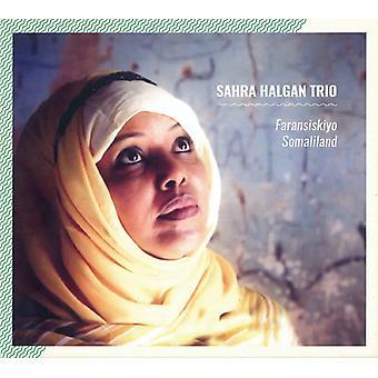 Sahra Halgan - Faransiskyo Somaliland [CD] USA import