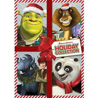 Dreamworks Holiday Collection [DVD] USA import