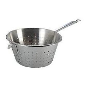 De Buyer Conical colander with handle and hook Ø 24 cm H 11 cm