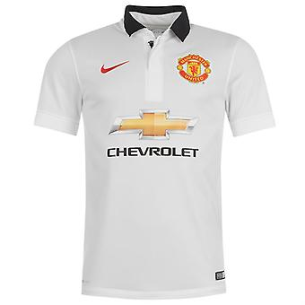 2014-2015 Man Utd Away Nike Football Shirt (Kids)