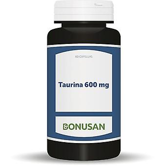 Bonusan Taurina 600mg. 60 Cap. (Vitamine e supplementi , Aminoacidi)
