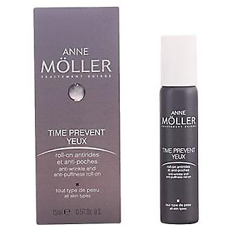 Anne Möller Time Prevent Yeux 15 Ml Roll-On (Cosmetici , Viso , Contorno occhi)