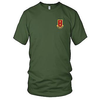 US Army - 311th Cavalry Regiment Embroidered Patch - Mens T Shirt