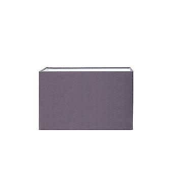 Light & Living Shade Rectangle Straight 24-14-18 Cm LIVIGNO Purple