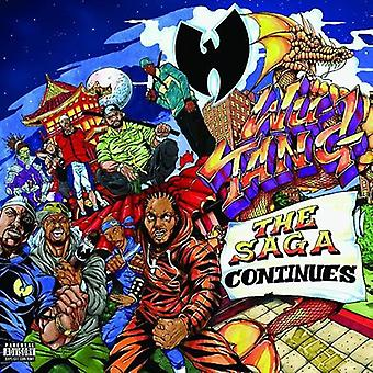 Wu-Tang - Saga Continues [CD] USA import