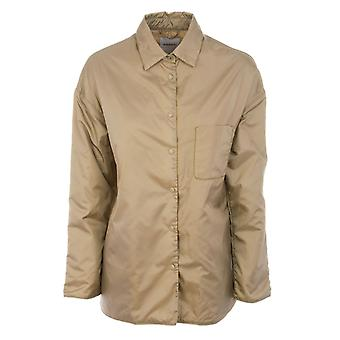Aspesi ladies N752796196090 beige nylon jacket