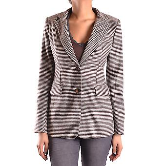 Peuterey women MCBI235116O multicolour wool Blazer