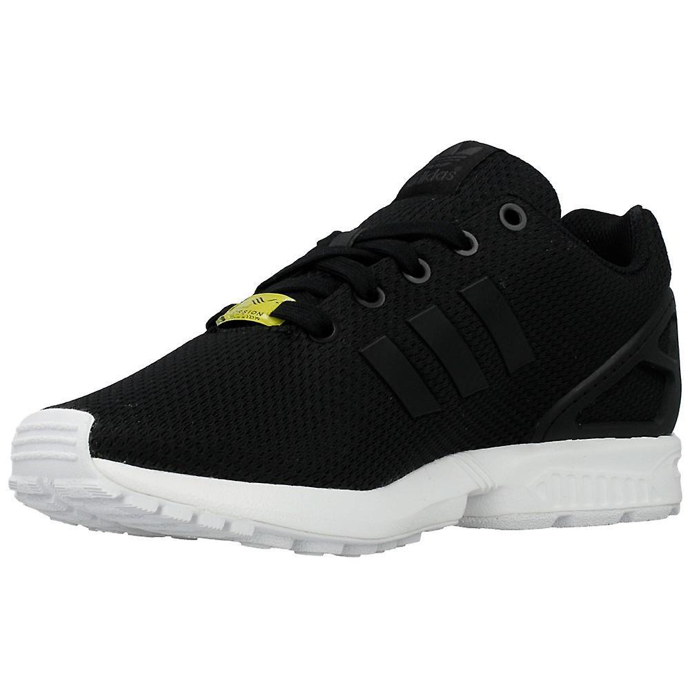 more photos 14fc5 34957 Adidas ZX Flux K M21294 universal all year kids shoes