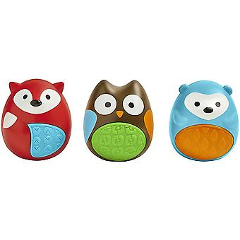 Skip Hop Explore and More Egg Shaker Trio Set