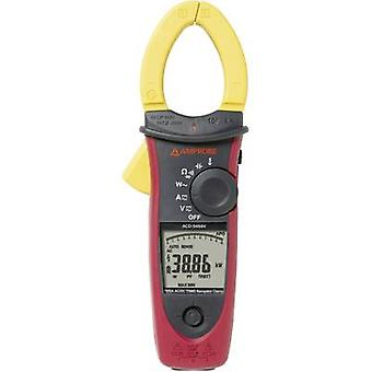Clamp meter, Handheld multimeter Digital Beha Amprobe ACDC-54NAV Calibrated to: Manufacturer's standards (no certificate