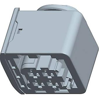 Socket enclosure - cable HDSCS, MCP Total number of pins 4 TE Connectivity 2-1418390-1 1 pc(s)