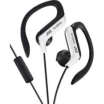 Sports Headphones JVC HA-EBR25-W In-ear Headset, E
