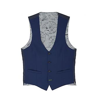 Remus Uomo Luca Slim Fit Mix y Match chaleco