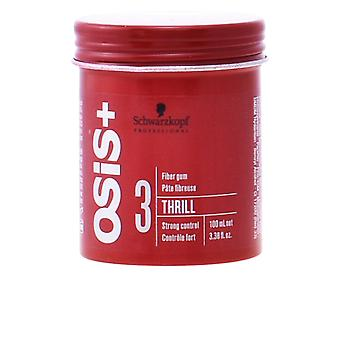 Schwarzkopf Osis Texture Thrill Fiber Gum 100ml Unisex Sealed Boxed