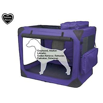 Valentina Valentti Folding Carrier Transport Soft Crate