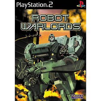 Robot krigsherrar (PS2)