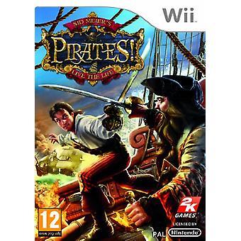 Sid Meiers Pirates (Wii)