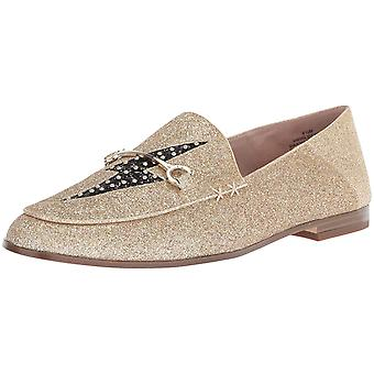 Nine West Women's Wildgirls Synthetic Loafer Flat