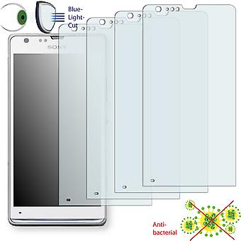 Sony Xperia M35i display protector - Disagu ClearScreen protector