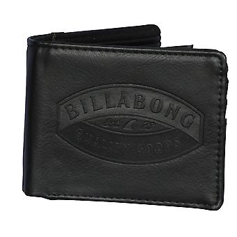 Billabong portemonnee ~ Junction zwart