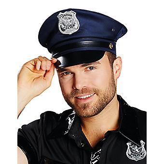 Gorra de policía kinder y adultos