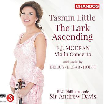 Moeran/Vaughan Williams/Delius/Holst/Elgar - The Lark Ascending [CD] USA import