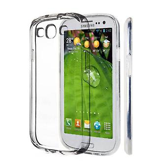 Stuff Certified ® 5-Pack Transparent Clear Silicone Case Cover TPU Case Samsung Galaxy S3