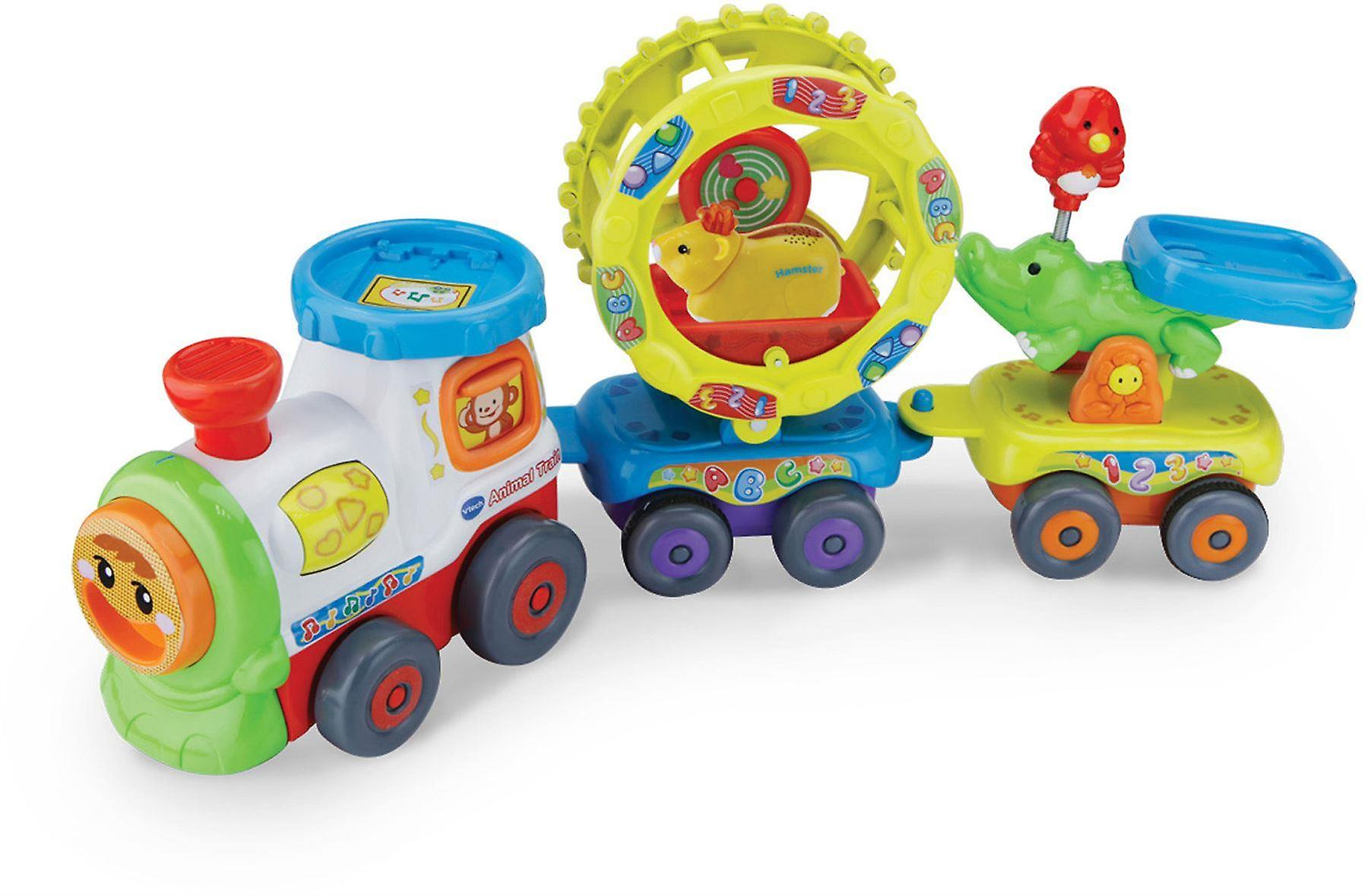 Animaux de VTech Toot-Toot Train