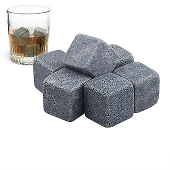 TRIXES 9 qualité granit Whiskey pierres Dry Ice Cube roches pces