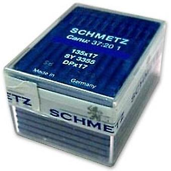 100 x Schmetz Industrial Sewing Needles, Walking Foot Jersey / Ball Point 135x17 SES (Various Sizes)