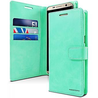 MERCURY GOOSPERY Blue Moon Samsung Galaxy S8 Plus-Cyan