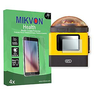 Kodak Pixpro SP360 4K Screen Protector - Mikvon Health (Retail Package with accessories)