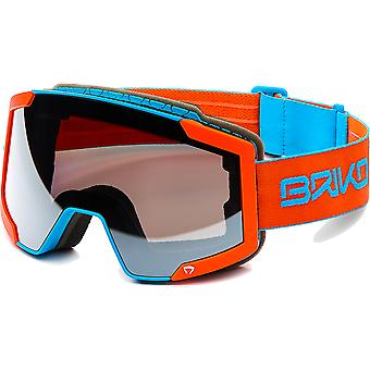 Briko Lava 7.6 Fluo Orange/Light Blue SM3