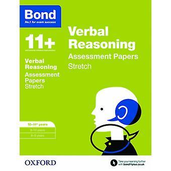 Bond 11 + - verbale Argumentation - Stretch Papers - 10-11 Jahre von Frances Do