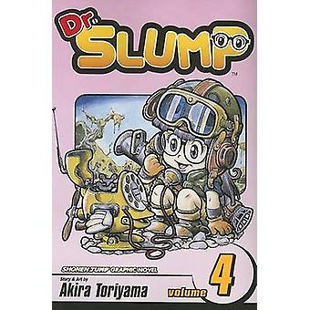 Dr. Slump - Volume 4 by Akira Toriyama - Akira Toriyama - 97814215016