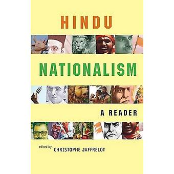 Hindu Nationalism - A Reader by Christophe Jaffrelot - 9780691130989 B
