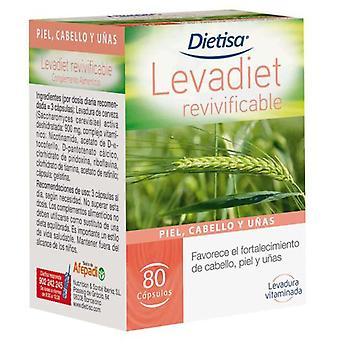 Dietisa LevaDiet Revivificante 80 Capsules (Vitamins & supplements , Multinutrients)