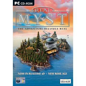 Real Myst - Fabrik versiegelt