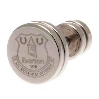 Everton Stainless Steel Stud korvakoru