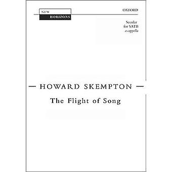 The Flight of Song - Vocal Score by Howard Skempton - 9780193381520 Bo