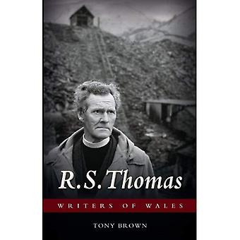 R. S. Thomas (Writers of Wales)