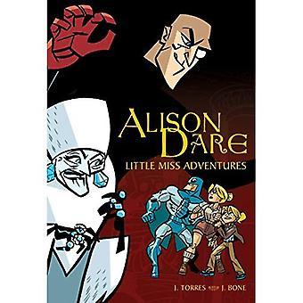 Alison Dare, Little Miss Adventures