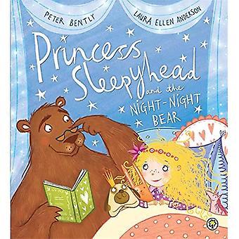 Princess sömntuta och natt-natt björnen