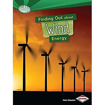 Finding Out about Wind Energy (Searchlight Books What Are Energy Sources?)
